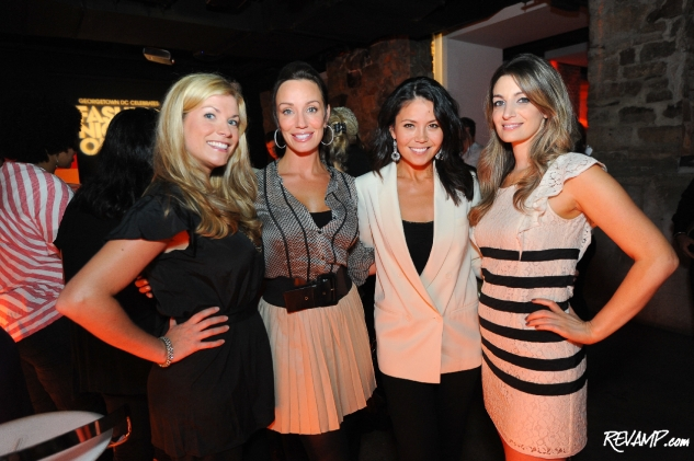 The Rain  Georgetown Gets Stylish During Fashion U2019s Night Out