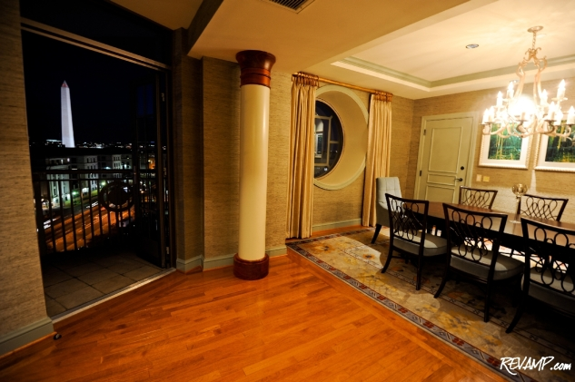 D c s best suites the mandarin oriental s presidential suite revamp for 3 bedroom suites in washington dc