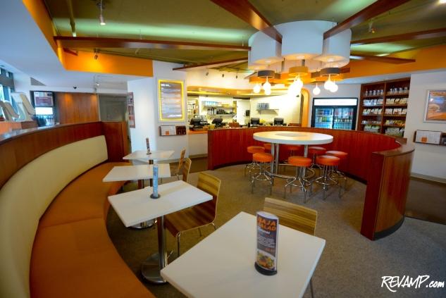 protein bar restaurant