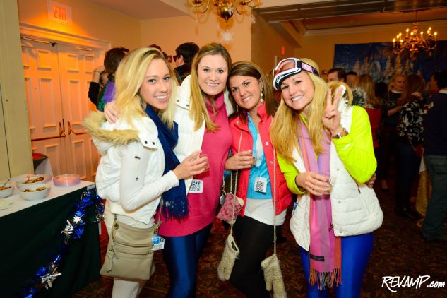 what to wear for apres ski party