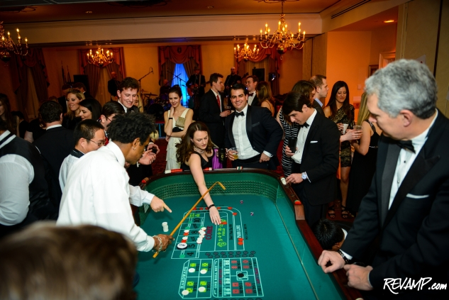 Casino night party rentals washington dc
