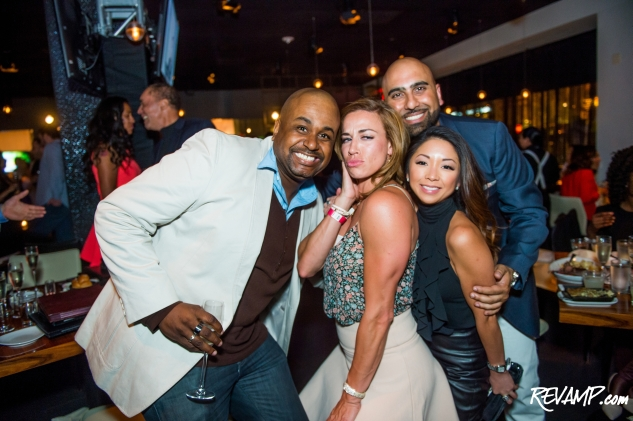 stk anniversary celebration a 'well done' affair; popular dupont