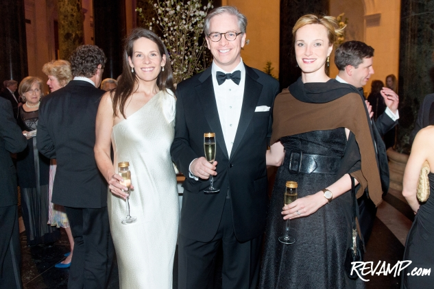 National Gallery Of Art Fetes 75th Anniversary With Black Tie Donor