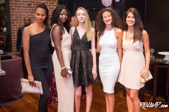 Premiere D C  Model & Talent Agency 'T-H-E' Launches New Behind-The